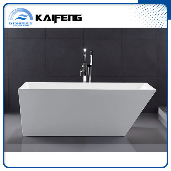 Cheap Modern Two Piece Freestanding Bathtub (KF-735B) pictures & photos