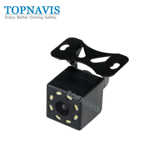 Universal Vehicle Car Rear View Camera with 8 PCS LED
