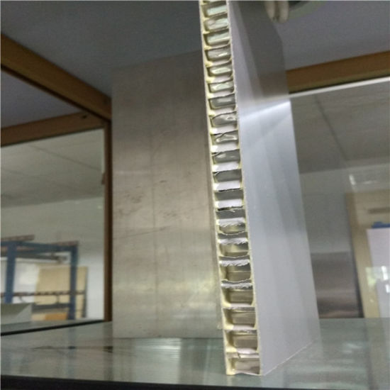 Aluminium Honeycomb Sandwich Panels for Decoration and Furniture pictures & photos