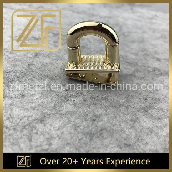 Ladies Handbag Fashion Bag Metal Bridge Accessories