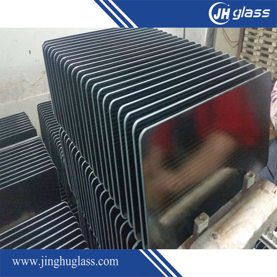 Colored 3-12mm Tempered Silk Screen Printing Glass