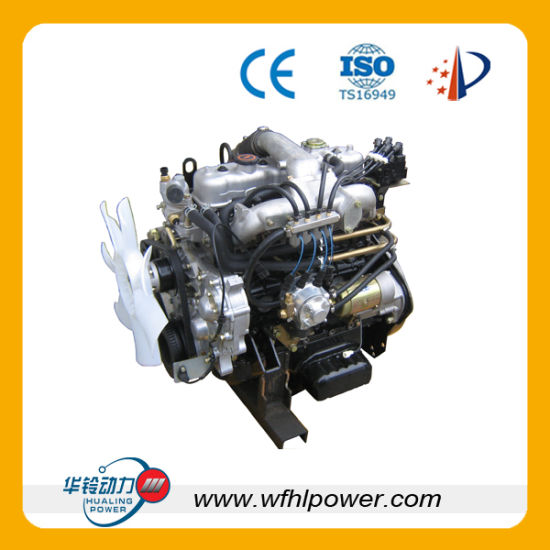 Isuzu Brand Natural Gas Engine pictures & photos