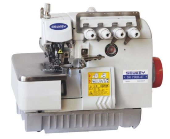 Sk796b-4t Super High Speed Overlock Sewing Machine