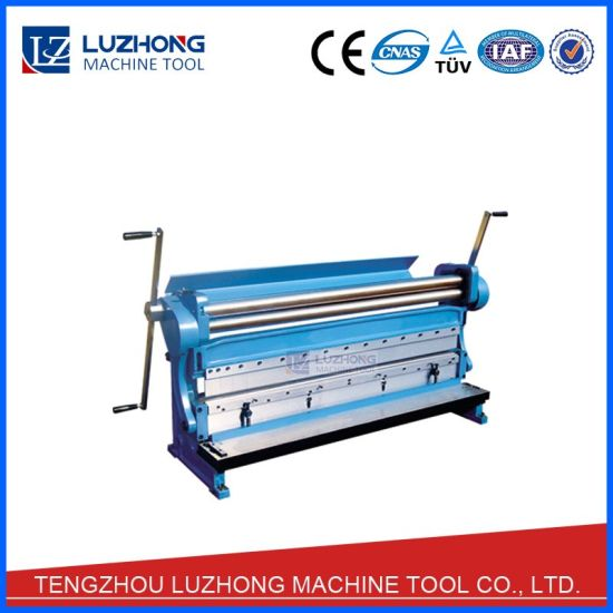 Combination of Shear, Brake and Roll Machine/Sheet Metal Forming Machines(3-in-1/1067 3-in-1/1067 X1.5) pictures & photos
