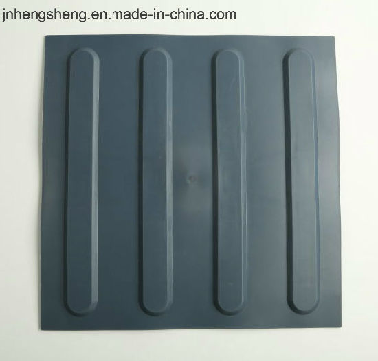 Anti-Slip PVC/TPU Floor Paving Tactile Tile