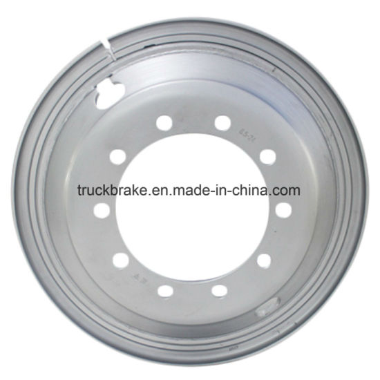 Truck Tyre 12r21 Tube Steel Wheel Rim 8.5*24 pictures & photos