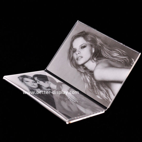 Wholesale Clear Acrylic Glass Picture Frame Manufacturer