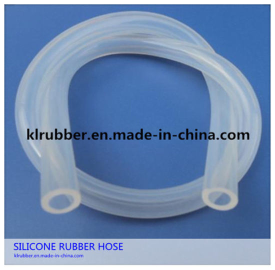 Food and Medicla Grade Silicone Rubber Hose with FDA