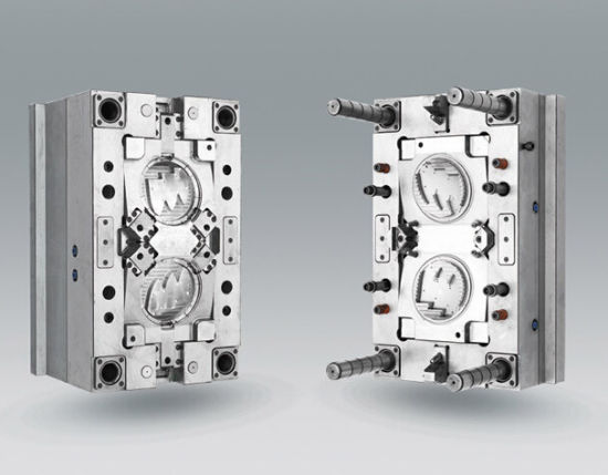 Large-Scale Electronic Plastic Mold for Automotive
