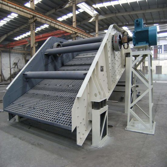 High Quality Linear Vibrating Screen of Mining Machine pictures & photos