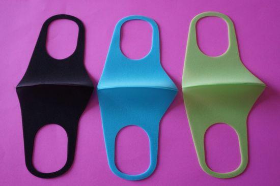 Professional Customized Reusable High Evaluation Sponge Sports Mask