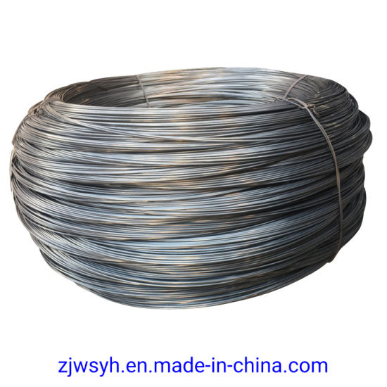 65#, 70#, 82b, 72A, 72b High Carbon Material Spring Steel Wire for Mattress 1.0-7.0mm