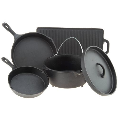 Custom Cast Cookware Frying Pans