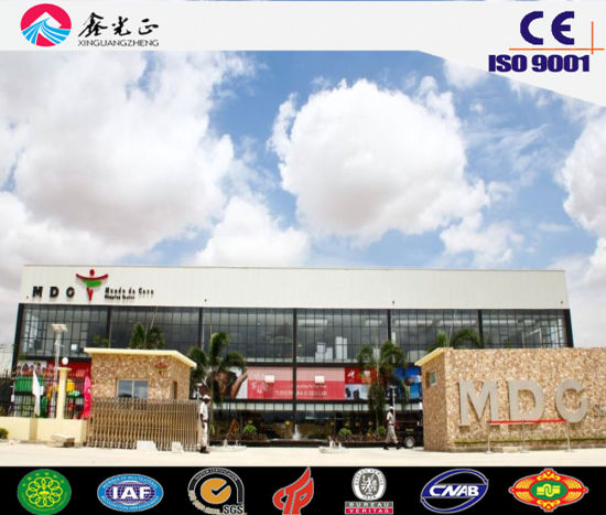 Large Scale Steel Structure Supermarket/Prefabricated Supermarket Structure (JW-16224)