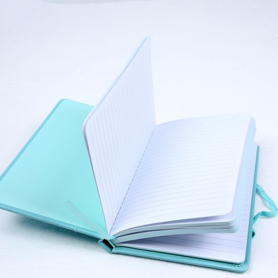 High Quality Hardcover Diary Custom Notebook Printing Notebook Printing Service pictures & photos