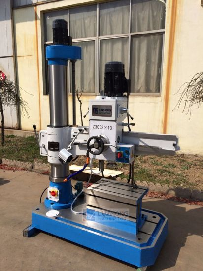Radial Drilling Machine with Automatic Feed Z3032*10 pictures & photos