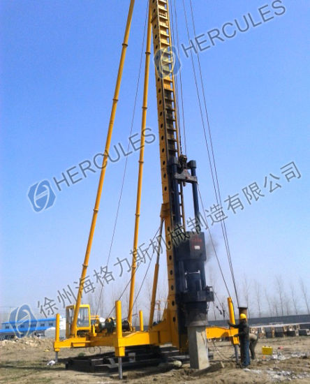 DCB Series Foot-Step Diesel Hammer Pile Driver pictures & photos