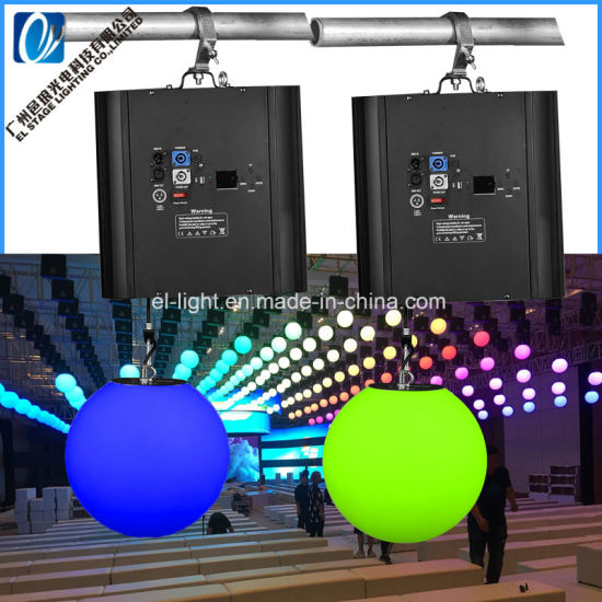 LED Pixel Light with Professional Stage Decoration 3D Lighting LED Kinetic Light with Ball or Tube