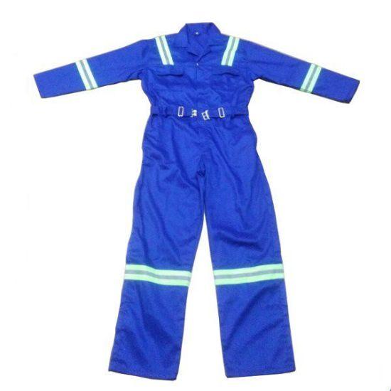100% Cotton Workwear Reflective Clothing Factory Uniform Work Clothing