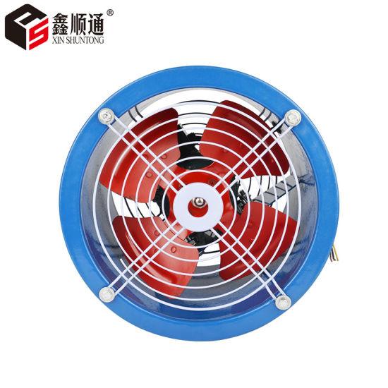 Sf Low Noise Axial Flow Ventilator