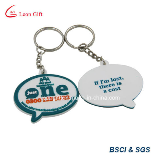 Custom Cheap PVC Key Chain Manufacturer pictures & photos