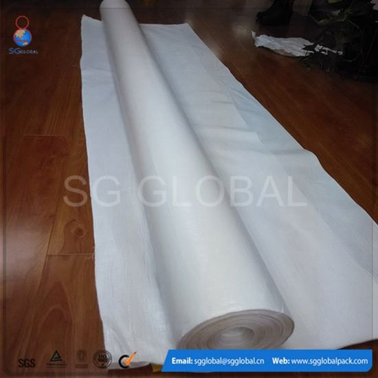 Durable Waterproof PE Tarpaulin in Roll for Roof Covering pictures & photos