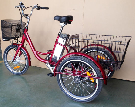Electric Tricycles for Cargos pictures & photos