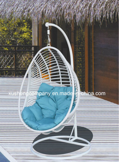 Outdoor Furniture Hanging Egg Swing Chair