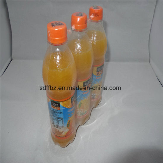 Rotary Type Full Automatic Beverage Bottles Shink Packaging Machine pictures & photos