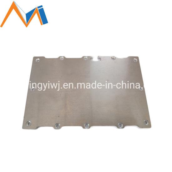 China Factory Aluminum Alloy 6063 Air Lamp Fixed Stamping Board