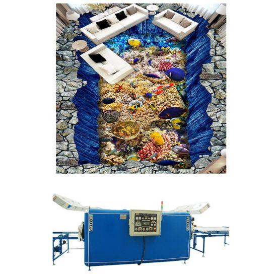 High Quality 3D Micro Crystal Ceramic Tile Making Machine