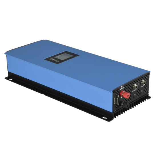 Grid Tie Inverter with Limiter, Grid Tie Inverter, Limiter Sun-2000gtil2-LCD pictures & photos