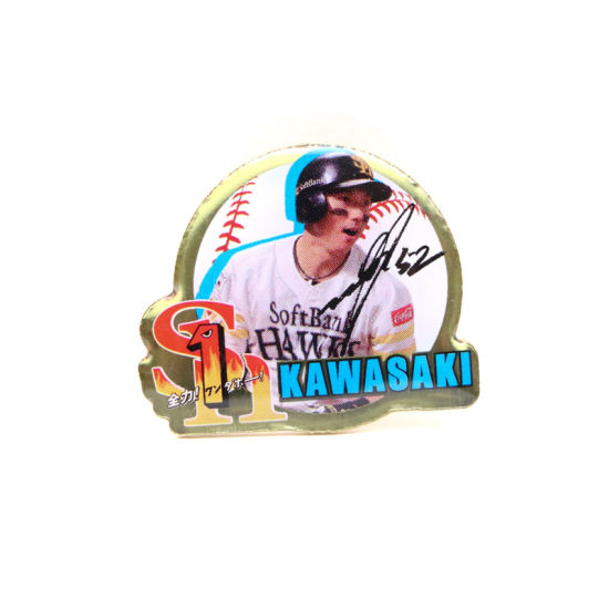 High Quality Sport Custom Enamel Gold Plate Military Label Pin /Custom Made Metal Badge pictures & photos
