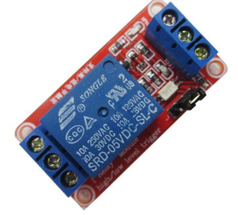 One 1 Channel 5V Relay Module Board Shield