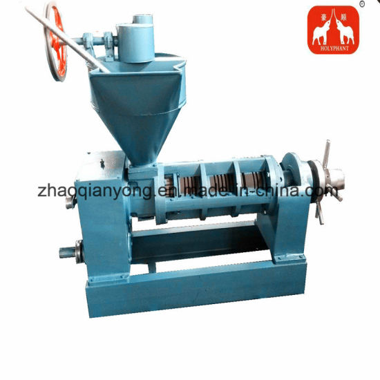 250kg/H Low Oil Residue Rate Screw Oil Press for Sunflower pictures & photos
