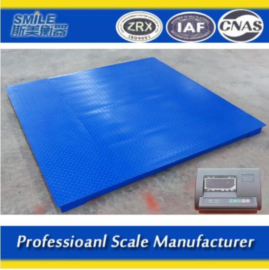Electronic Floor Scales Digital Platform Sclaes Industrial Weighing Scale