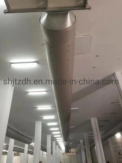 Ifr Fabric Air Duct for Industrial HVAC System