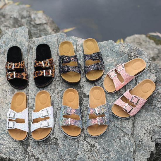 China New Design Ladies Sandals