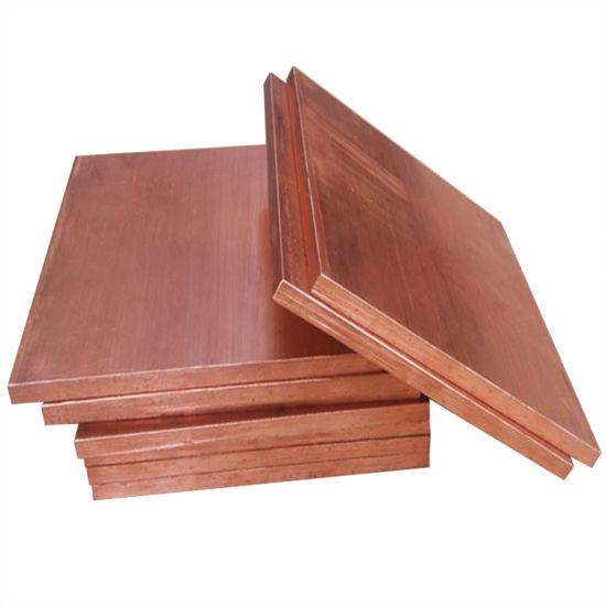 Copper Cathode 99.99% Grade a 2020 Red Copper Yellow Copper