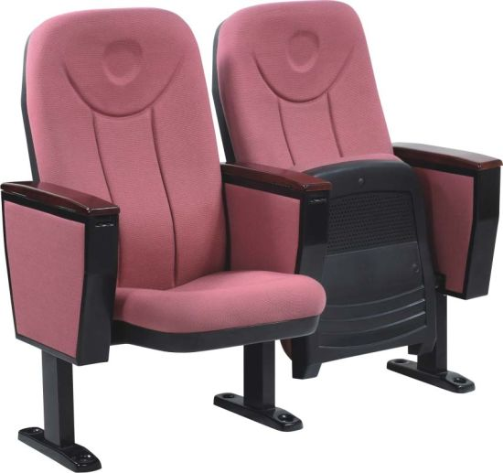 Auditorium Chair Cinema Seating Lecture Hall Theater Seating (SP) pictures & photos