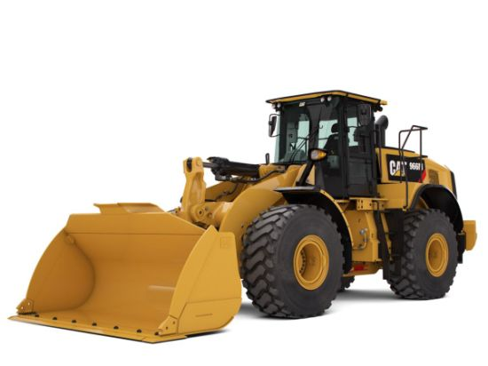 Used Cat 966h 966c 950e 960f /950g Wheel Loader Komatsuu Wa470 Wa380 Loader USA Original/ Caterpillar Loader 16 Tons