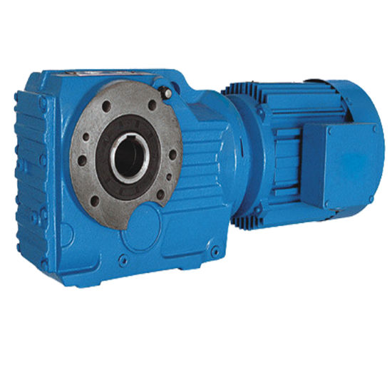 K Series 90 Degree Gear Reduction Drive Gearbox