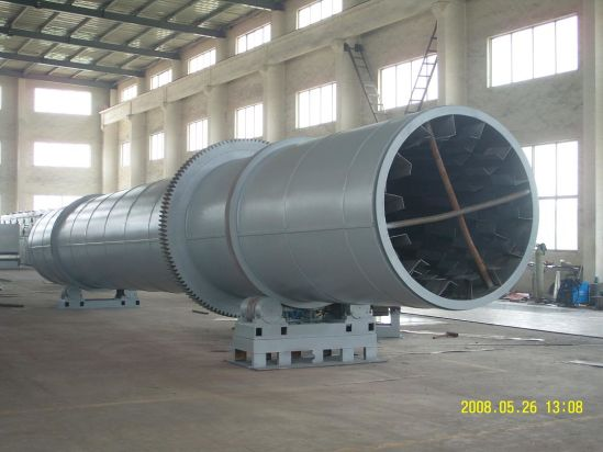 Rotary Drum Dryer for Coal Slurry, Mud, Felted Gypsum, High-Moisture Swell Soil, Electroplate
