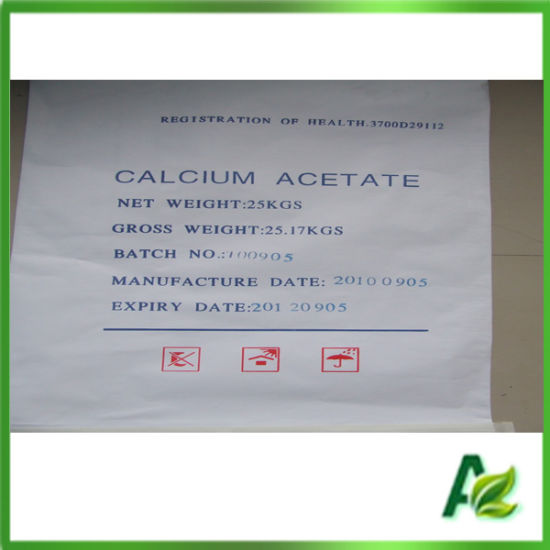 Growth Inhibitor Calcium Acetate Monohydrate pictures & photos