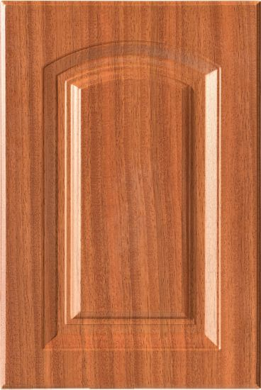 China E1 18mm Pvc Mdf Cabinet Doors China Cabinet Door Kitchen