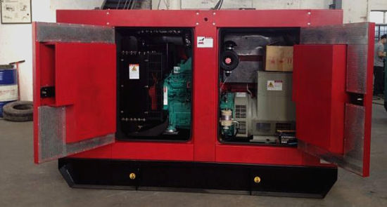 Leateck Alternator Diesel Power Water Cooling Genset 23kVA/18kw pictures & photos