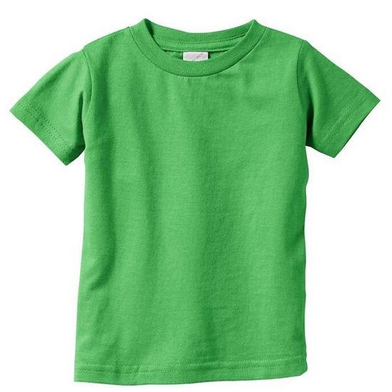 Good Quality O Neck Baby T-Shirt