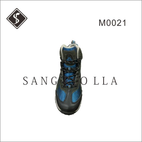 New Style Climbing Outdoor Sports Shoes and Boots Waterproof pictures & photos