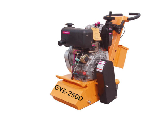 Easily Change Drum Assembly Floor Scarifier Milling Machine Gye-250 pictures & photos