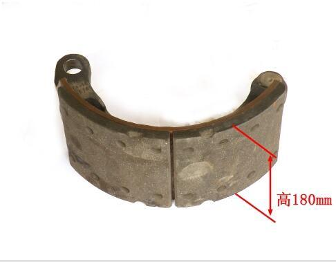 High Quality Dfac Auto Parts Brake Pad pictures & photos